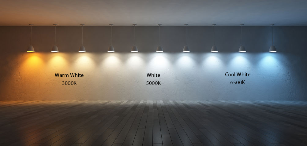 Colour Temperature Choosing The Right Colour Light For Your Room