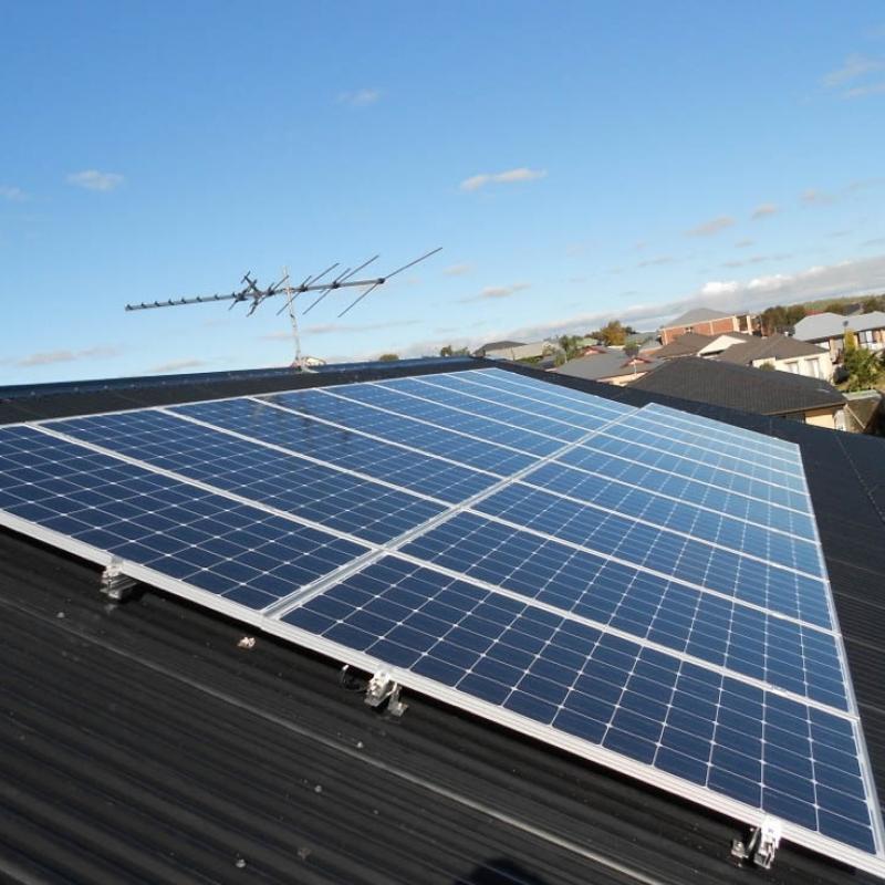 Residential Off grid solar system