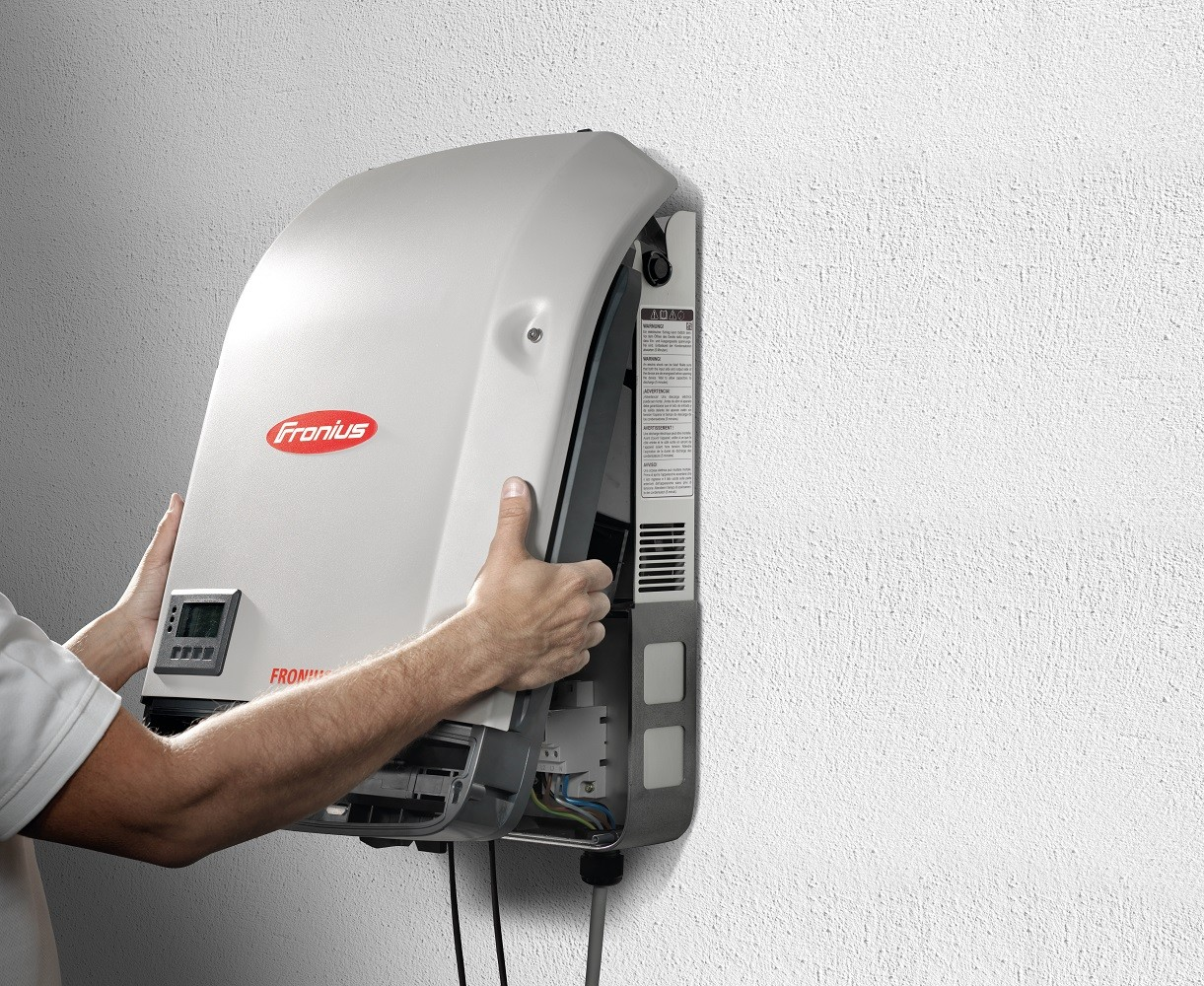 Installation of a Fronius String Inverter
